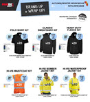 Download Our Autumn / Winter Workwear Kits here!