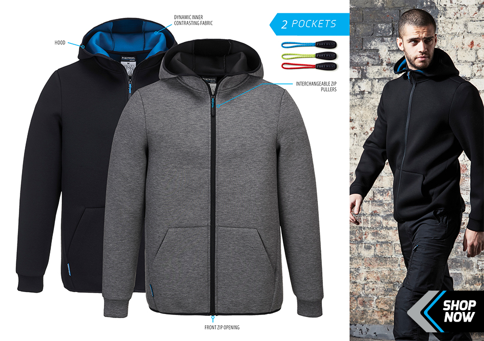 Portwest T831 KX3 Neo Fleece Jacket