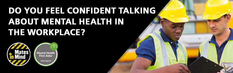 Do You Feel Confident Talking About Mental Health in the Workplace?