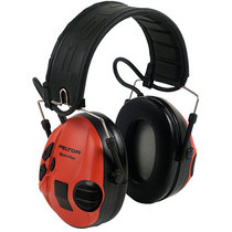 3M Peltor Sporttac Level Dependent Earmuffs - SNR 26dB