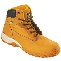Rock Fall Flint Honey Safety Boots - S3 HRO SRC