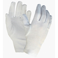 Cotton Bleached Stockinette Glove