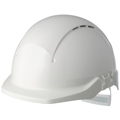 CENS08RWJ Roofers Safety Helmet - White