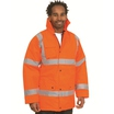 Hi-Vis Standard Orange Jacket