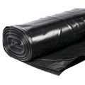 Damp Proof Membrane Black - 300mu 4m x 25m