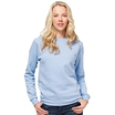SG20F Ladies Sky Blue Crew Neck Sweatshirt