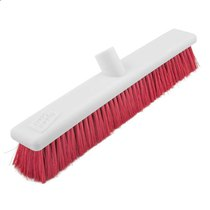 Whlt - Interchangeable Broom Head 12'' (30Cm) Stiff Red