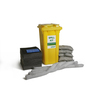 120 litre Superior Maintenance Spill Kit - 2 wheeled bin