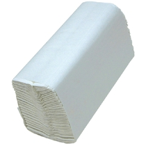 2 Ply Centre Feed White Hand Towels
