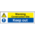 Construction Signs 16404M