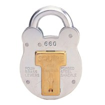 Henry Squire Old English Padlock