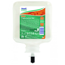 Ansell Protects HC111001 Triple Active Gel 1 Litre Cartridge