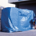 General Purpose Tarpaulin - Green (C/W Eyelets)