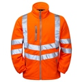 PR508 Hi-Vis Orange Fleece (4XL-7XL)