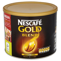 Nescafe Decaf Gold Blend Coffee - 500g