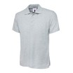 UC101 Lightweight Polo Shirt - Heather Grey
