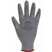 Matrix P Grip Grey PU Coated Nylon Glove