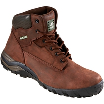 Rock Fall Flint Brown Safety Boots - S3 HRO SRA
