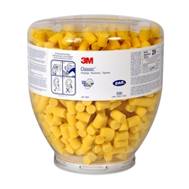 3M™ E-A-R™ Classic™ Earplugs, Refill Bottle - PD-01-001