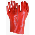 Single Dip PVC Fully Coated Gauntlet - 35cm