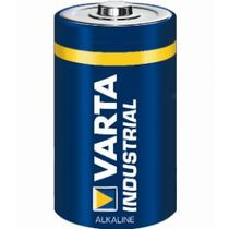 Varta D Industrial Power Alkaline Battery