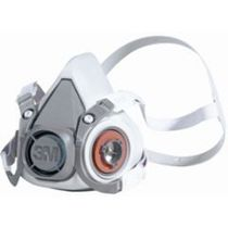 3M 6000 Series Low Maintenance Half Mask