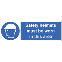 Safety Helmets (Rigid Plastic,300 X 100mm)