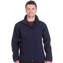 UC612 Navy Classic Softshell Jacket - 3XL