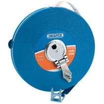 Fibreglass Chrome Frame Measuring Tape