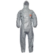6000 F Plus Chemical Coverall - Grey