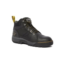 Dr Martens Grapple Safety Boot - Black - SB SRC E