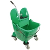 Kentucky Bison Bucket & Wringer (24 Litre) - Green