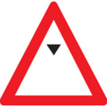 Height Restriction (Rigid Plastic,400 X 400mm)