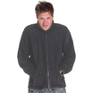 Heavy Duty Fleece Jacket - Charcoal Grey