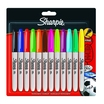 Sharpie Marker Pens Assorted Colours (Pack of 12)