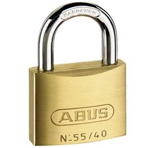 40mm Brass Padlock (2/Pk)