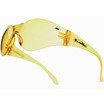 Bolle BANPSJ Bandido Safety Spec - Yellow Lens