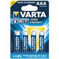 Varta AAA High Power Alkaline Batteries