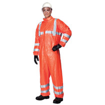 DuPont Tyvek 500 Hi-Vis Disposable Coverall