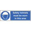 Safety Helmets (Rigid Plastic,600 X 200mm)