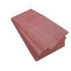 370mm x 510mm Mediumweight Red Cloth