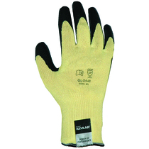 Latex Palm Coated Cut Resistant Glove - Large