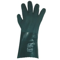 Double Dip PVC Fully Coated Gauntlet - 33cm