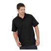 UC101 Lightweight Polo Shirt - Black