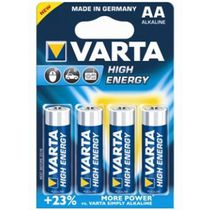 Varta AA High Power Alkaline Batteries