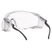 SQUPSI Bolle Squale OTG Cover Specs c/w cord – Clear