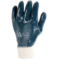 Fully Coated Nitrile Glove