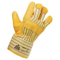 Glop5 Premier Yellow Hide Rigger Glove 3142