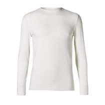 White Thermal Long Sleeve Vest (384286)