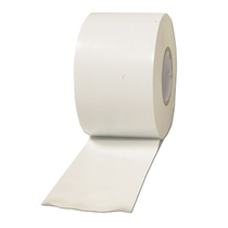 Low Tack PVC Builders Tape, White 2